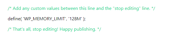 There has been a critical error on this website. Code Snippet